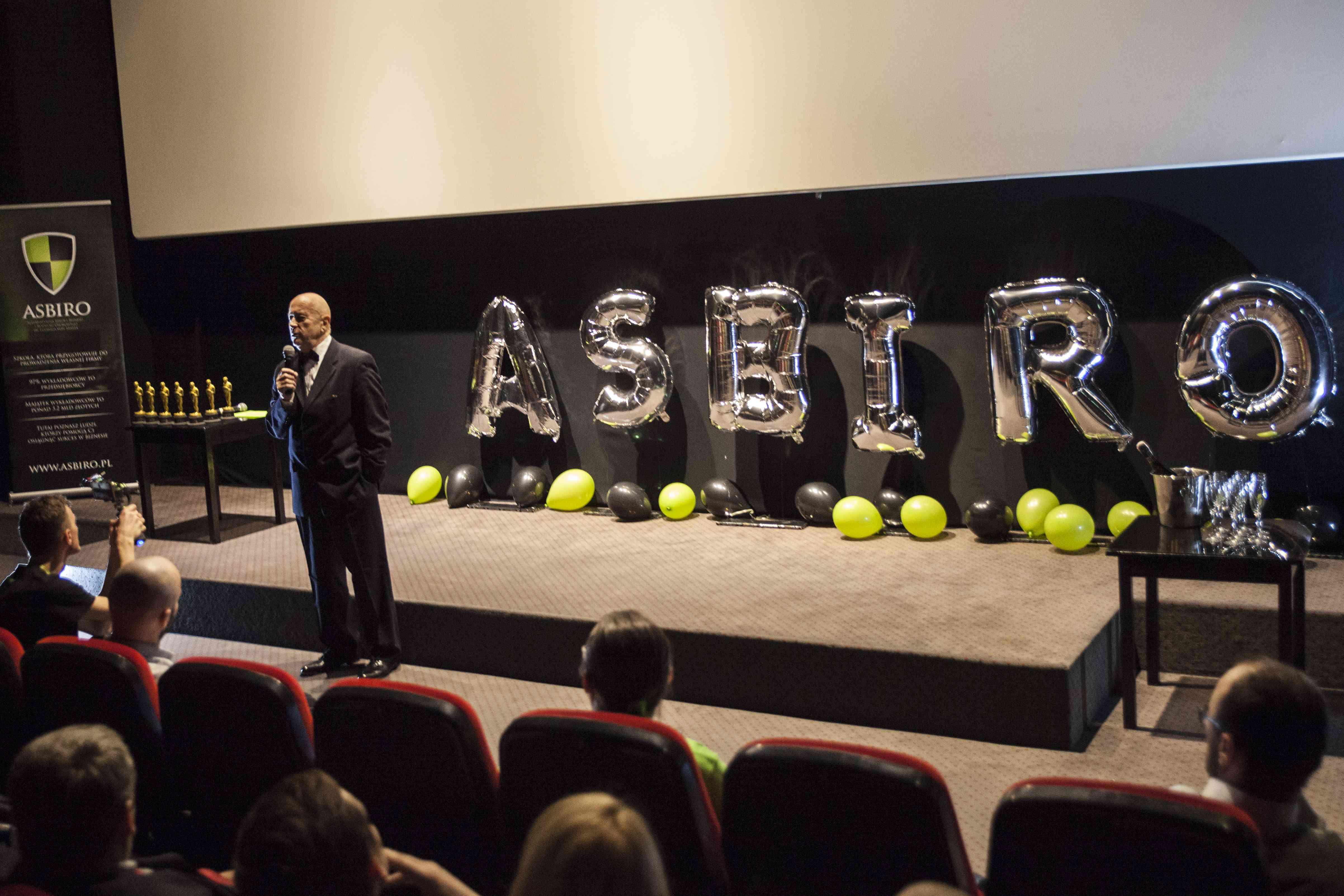 premiera Filmu ASBiRO