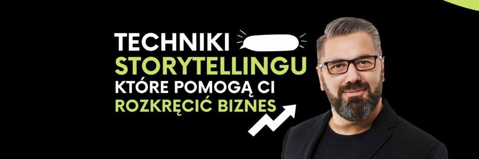 Techniki storytellingu Paweł Tkaczyk